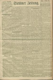 Stettiner Zeitung. 1900, Nr. 254 (30 Oktober)
