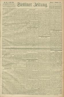 Stettiner Zeitung. 1900, Nr. 266 (13 November)