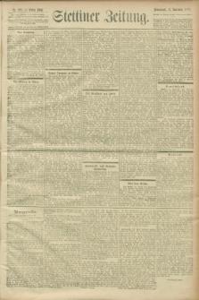 Stettiner Zeitung. 1900, Nr. 270 (17 November)