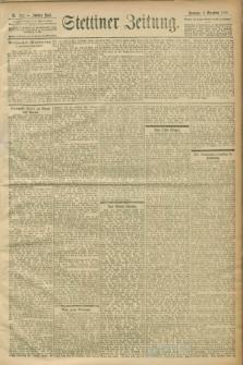 Stettiner Zeitung. 1900, Nr. 282 (2 Dezember)