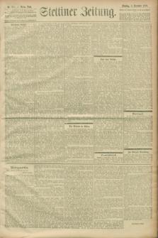 Stettiner Zeitung. 1900, Nr. 283 (4 Dezember)