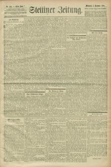 Stettiner Zeitung. 1900, Nr. 284 (5 Dezember)