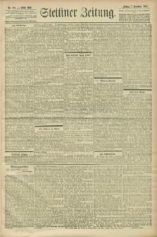 Stettiner Zeitung. 1900, Nr. 286 (7 Dezember)