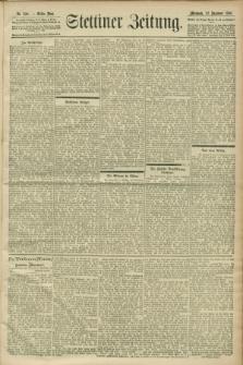Stettiner Zeitung. 1900, Nr. 290 (12 Dezember)