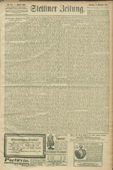 Stettiner Zeitung. 1900, Nr. 294 (16 Dezember)