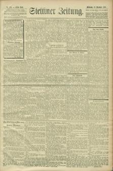 Stettiner Zeitung. 1900, Nr. 296 (19 Dezember)