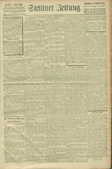 Stettiner Zeitung. 1900, Nr. 297 (20 Dezember)