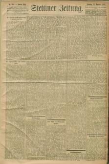 Stettiner Zeitung. 1900, Nr. 300 (23 Dezember)