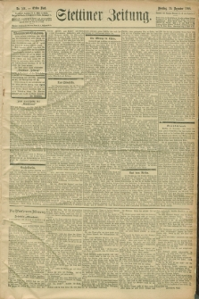 Stettiner Zeitung. 1900, Nr. 301 (25 Dezember)