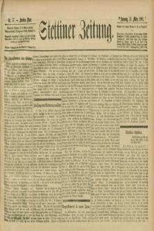 Stettiner Zeitung. 1901, Nr. 77 (31 März)