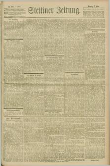 Stettiner Zeitung. 1901, Nr. 106 (7 Mai)