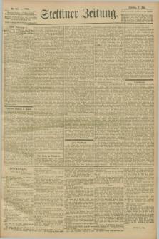 Stettiner Zeitung. 1901, Nr. 157 (7 Juli)