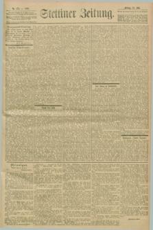 Stettiner Zeitung. 1901, Nr. 173 (26 Juli)
