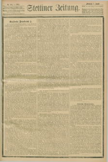 Stettiner Zeitung. 1901, Nr. 183 (7 August)