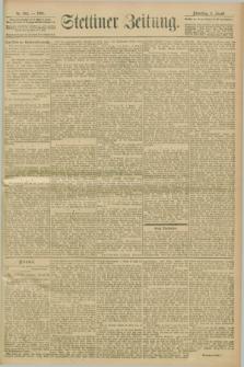 Stettiner Zeitung. 1901, Nr. 184 (8 August)