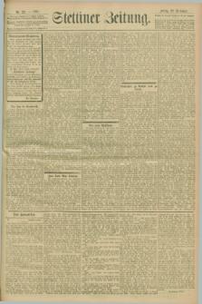 Stettiner Zeitung. 1901, Nr. 221 (20 September)