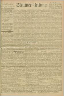Stettiner Zeitung. 1901, Nr. 222 (21 September)