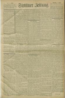 Stettiner Zeitung. 1903, Nr. 1 (1 Januar)
