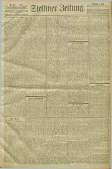 Stettiner Zeitung. 1903, Nr. 157 (8 Juli)