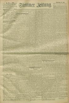 Stettiner Zeitung. 1903, Nr. 170 (23 Juli)