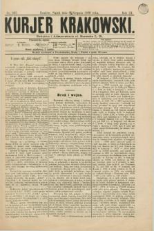 Kurjer Krakowski. R.3, nr 267 (9 sierpnia 1889)