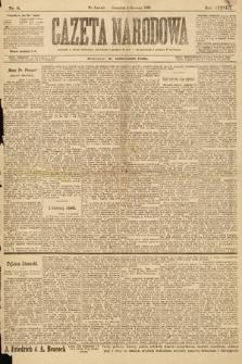 Gazeta Narodowa. 1898, nr6