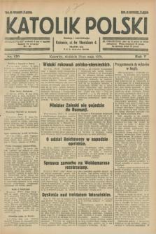 Katolik Polski. R.5, nr 120 (26 maja 1929) + dod.