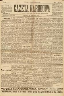 Gazeta Narodowa. 1898, nr51