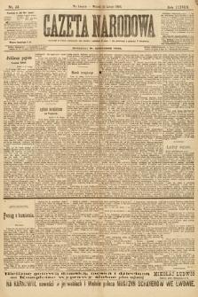 Gazeta Narodowa. 1898, nr53