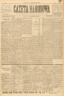 Gazeta Narodowa. 1898, nr119