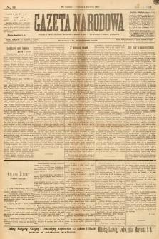 Gazeta Narodowa. 1898, nr153
