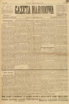 Gazeta Narodowa. 1898, nr167