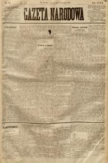 Gazeta Narodowa. 1893, nr23