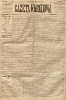 Gazeta Narodowa. 1893, nr50