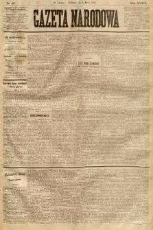 Gazeta Narodowa. 1893, nr53