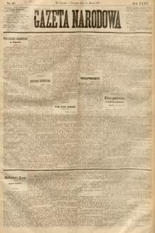 Gazeta Narodowa. 1893, nr59