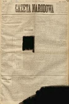 Gazeta Narodowa. 1893, nr63