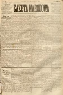 Gazeta Narodowa. 1893, nr129