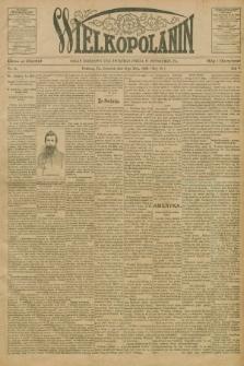Wielkopolanin : organ urzędowy Unii Świętego Józefa w Pittsburgu, PA. R.5, No. 22 (28 maja 1903)