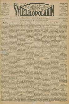 Wielkopolanin : organ urzędowy Unii Świętego Józefa w Pittsburgu, PA. R.5, No 40 (1 października 1903)