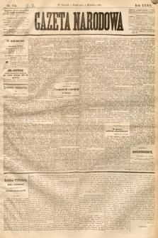 Gazeta Narodowa. 1893, nr200