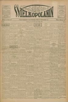 Wielkopolanin : organ urzędowy Unii Świętego Józefa w Pittsburgu, PA. R.9, No. 20 (16 maja 1907)