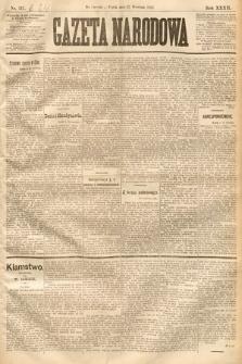 Gazeta Narodowa. 1893, nr217