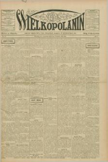 Wielkopolanin : organ urzędowy Unii Świętego Józefa w Pittsburgu, PA. R.10, No. 37 (10 września 1908)