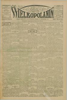 Wielkopolanin : organ urzędowy Unii Świętego Józefa w Pittsburgu, PA. R.10, No. 40 (1 października 1908)