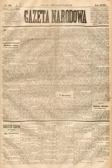 Gazeta Narodowa. 1893, nr269