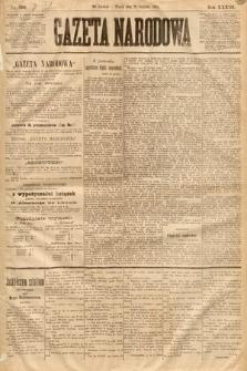 Gazeta Narodowa. 1893, nr296
