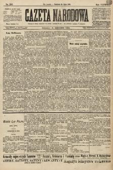 Gazeta Narodowa. 1898, nr203