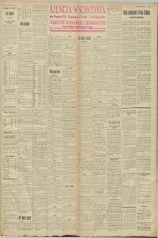 """Ajencja Wschodnia. Codzienne Wiadomości Ekonomiczne = Agence Télégraphique de l'Est = Telegraphenagentur """"Der Ostdienst"""" = Eastern Telegraphic Agency. R.8, nr 5 (6 i 7 stycznia 1928)"""