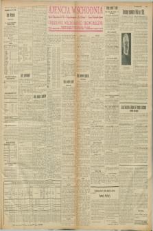 """Ajencja Wschodnia. Codzienne Wiadomości Ekonomiczne = Agence Télégraphique de l'Est = Telegraphenagentur """"Der Ostdienst"""" = Eastern Telegraphic Agency. R.8, nr 6 (8 i 9 stycznia 1928)"""